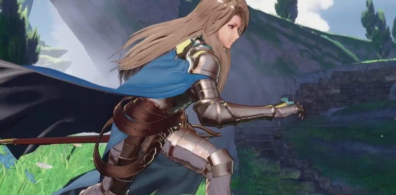 La belleza llena el primer gameplay de Granblue Fantasy Project Re: Link
