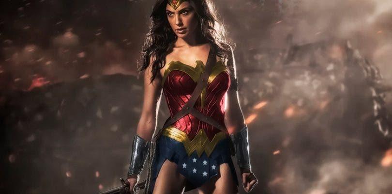 Nuevas e increíbles imágenes en alta calidad de Wonder Woman
