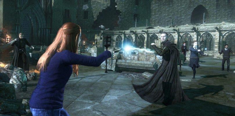 Un Nuevo Juego Basado En La Saga De Harry Potter Estaria En Camino