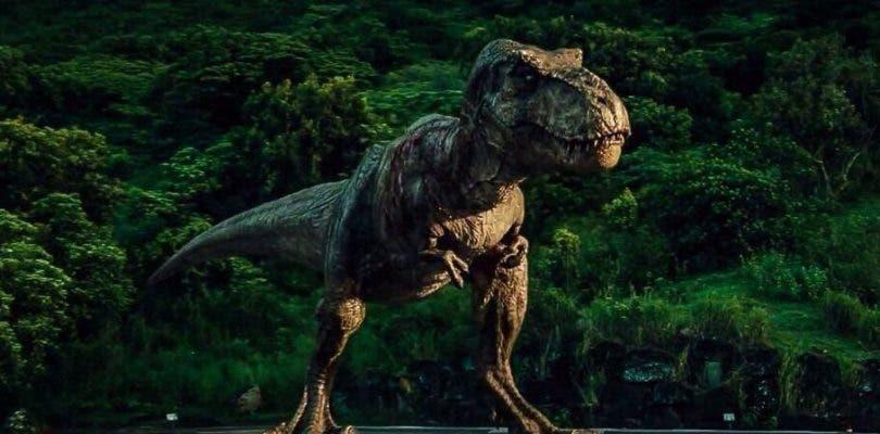 Los dinosaurios de Jurassic World 2 se dejan ver por primera vez