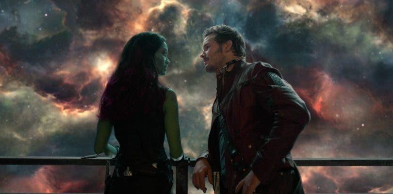 Las parejas de Guardianes de la Galaxia Vol. 2 en nuevos pósters