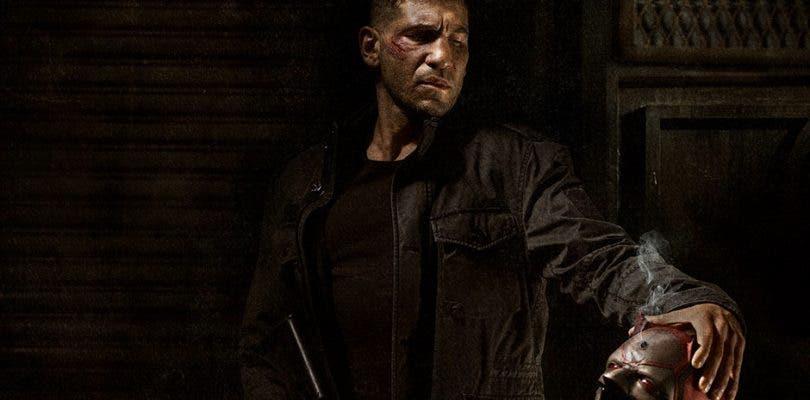 Jon Bernthal luce nuevo aspecto en la nueva imagen de The Punisher
