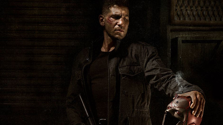 Imagen de Jon Bernthal luce nuevo aspecto en la nueva imagen de The Punisher