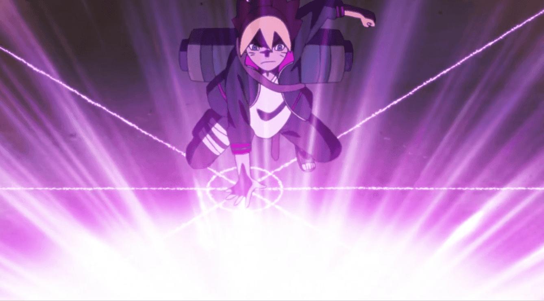 Imagen de ¿Qué invoca Boruto en Boruto: Naruto Next Generations?