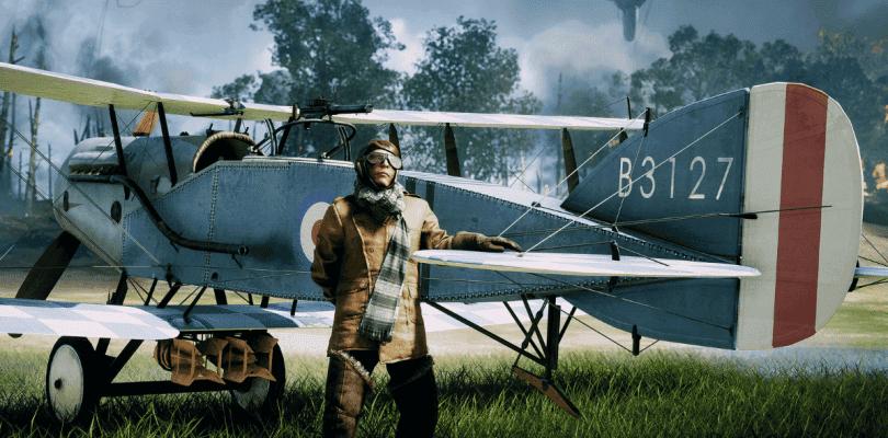 Battlefield 1 recibe actualización de la interfaz y un nuevo evento