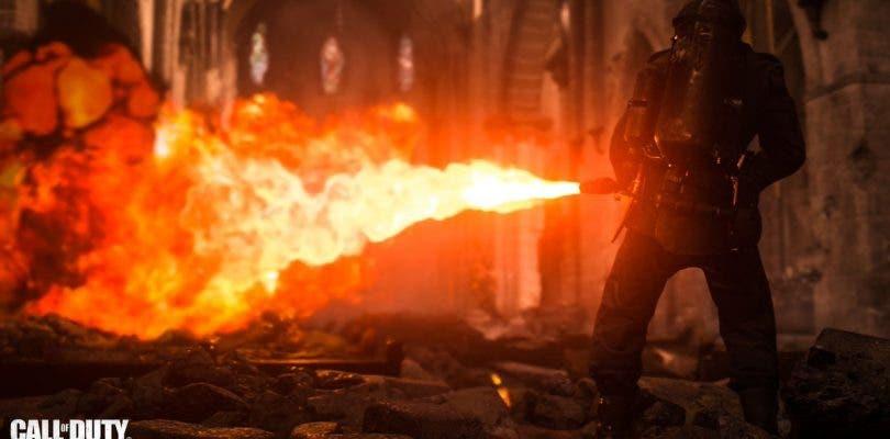 Comparan las imágenes de Call of Duty: WWII y Battlefield 1
