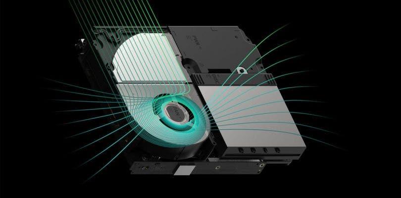 Así se muestra en vídeo el kit de desarrollo de Project Scorpio