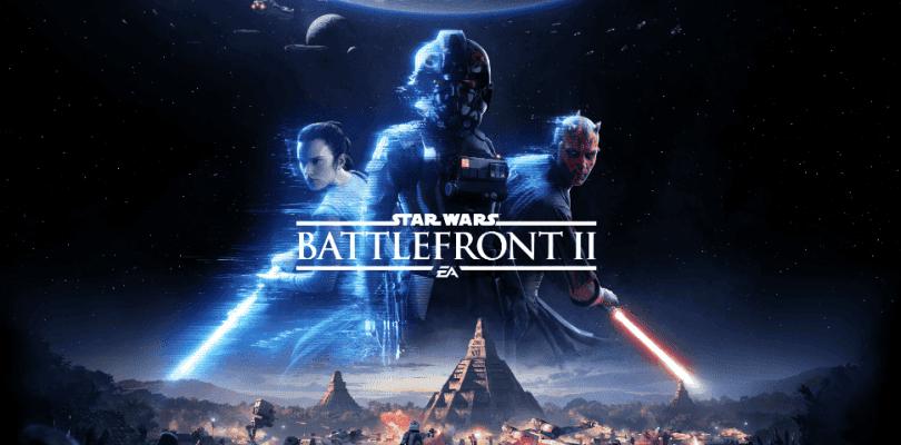 Filtrado gameplay, capturas y datos de Star Wars: Battlefront 2