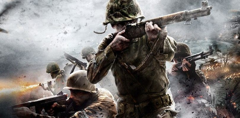 La revelación de Call of Duty: WWII es inminente
