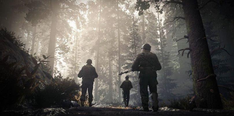 Nuevas imágenes clasificadas de Call of Duty: WWII en la web oficial