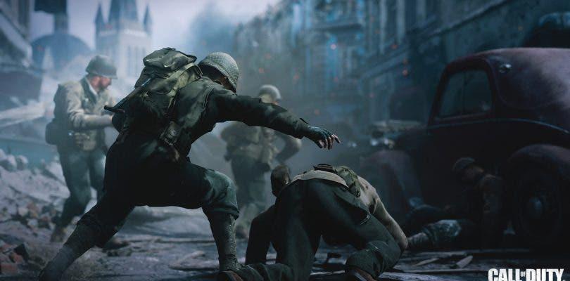 No habrá regeneración automática de salud en Call of Duty: WWII