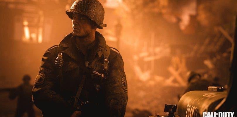 El tráiler de Call of Duty: WWII confirma su espectacular regreso