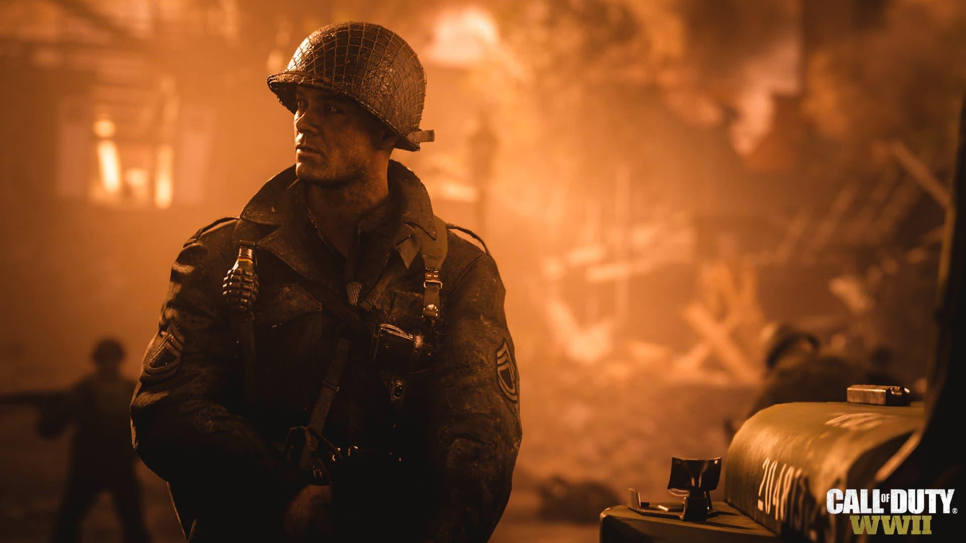 CALL OF DUTY: WORLD WAR 2  CallofDuty_WWII_Screen2