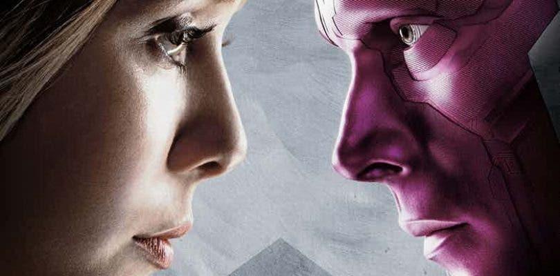 Vision y Wanda se dejan ver en un vídeo de Avengers: Infinity War