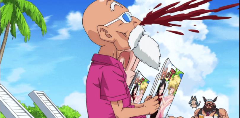 ¿Merece Muten Roshi estar en el torneo de Dragon Ball Super?