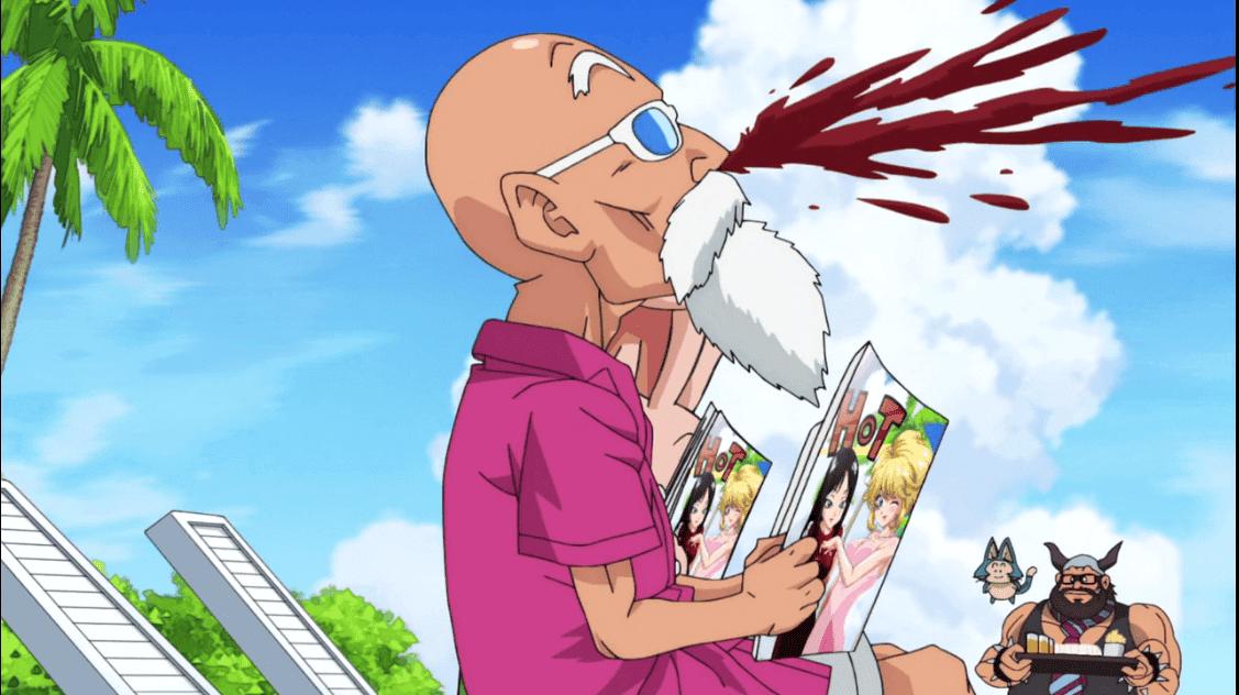 Imagen de ¿Merece Muten Roshi estar en el torneo de Dragon Ball Super?