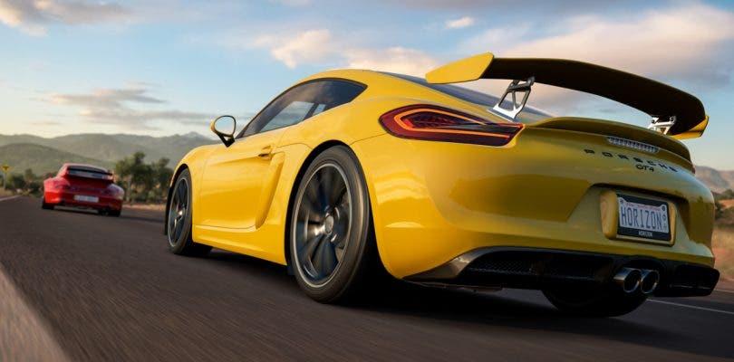 El parche de Forza Horizon 3 para Xbox One X llegará en enero