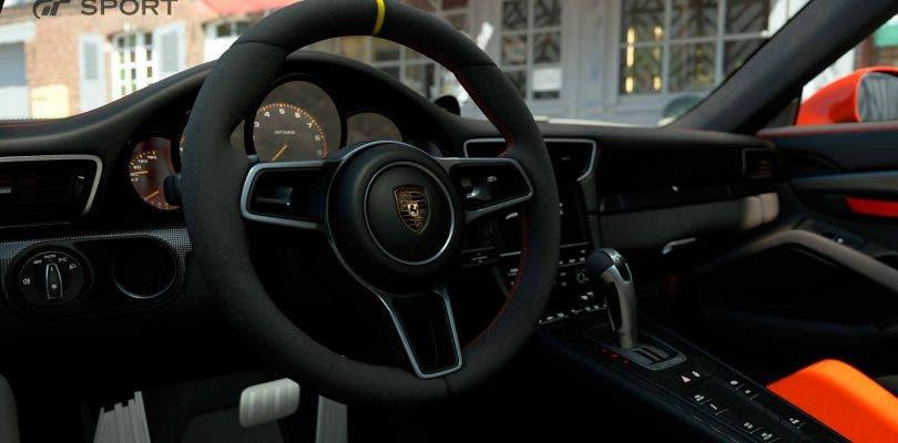 Gran Turismo Sport líder en ventas esta semana en UK