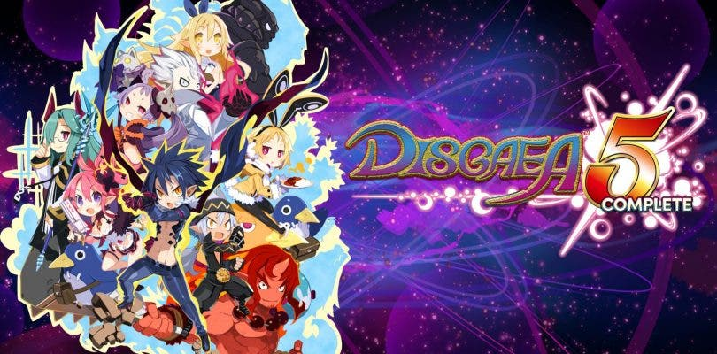 Ya disponible la demo de Disgaea 5 Complete para Nintendo Switch