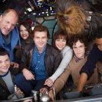 Se revelan nuevos personajes para el spin-off de Han Solo