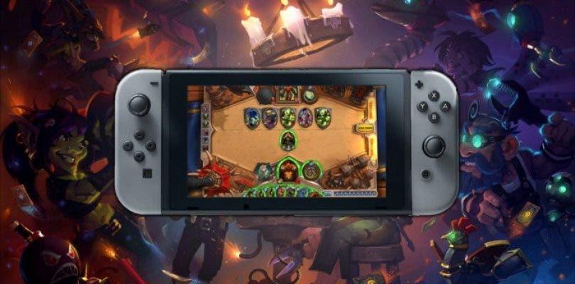 Hearthstone podría llegar en el futuro a Nintendo Switch