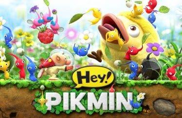 Descubre el diminuto mundo de Hey! Pikmin en su nuevo tráiler