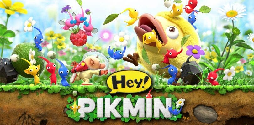 Nuevos gameplays de Hey! Pikmin muestran fases y jefes finales