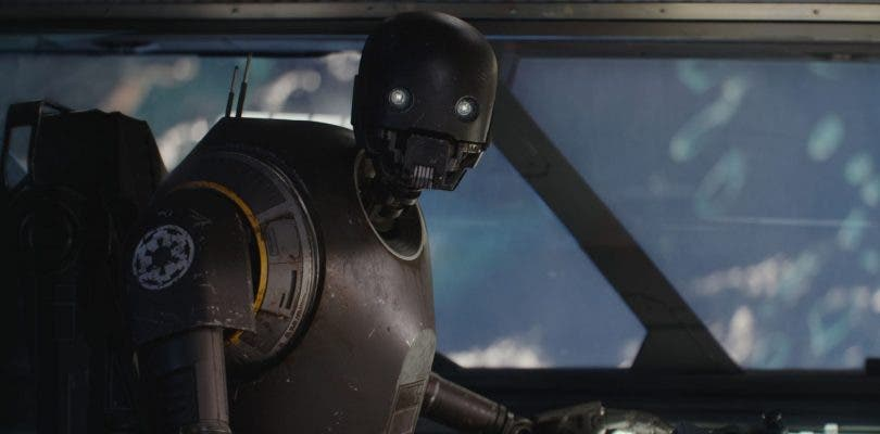 Este es el origen de K-2SO en Rogue One: Una historia de Star Wars