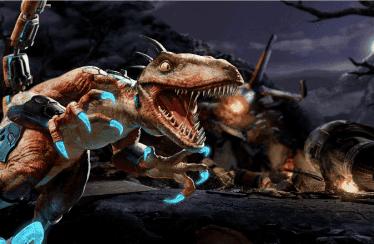 El ultimate de Riptor protagoniza un nuevo vídeo de Killer Instinct