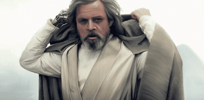 Mark Hamill revela el final que George Lucas tenía pensado para Luke Skywalker