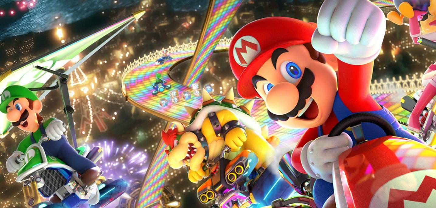 Imagen de Análisis Mario Kart 8 Deluxe