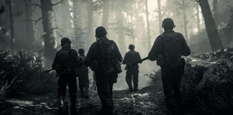 Características oficiales del multijugador de Call of Duty: WWII