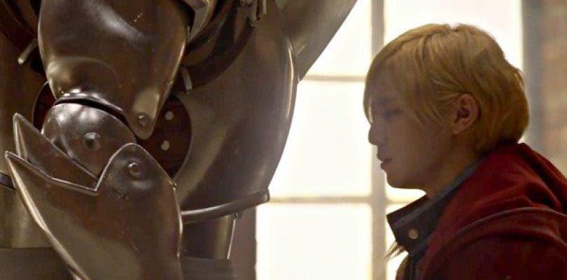 Nuevo trailer de la película en acción real de Fullmetal Alchemist