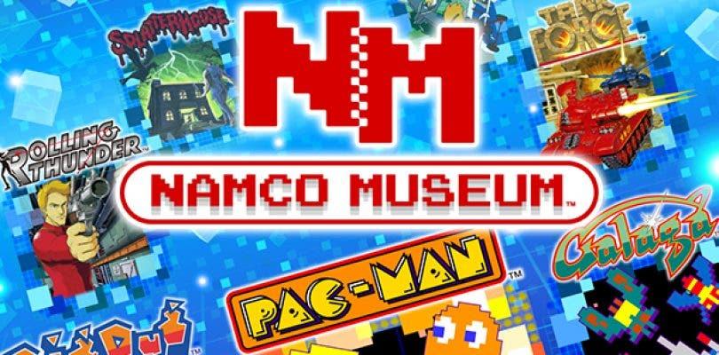 Namco Museum se actualiza en Nintendo Switch para jugar de forma vertical