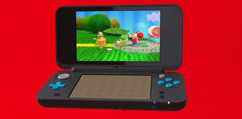 Primeros vídeos de New Nintendo 2DS XL