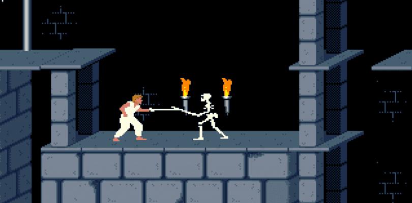 Crean un editor de niveles para el Prince of Persia original