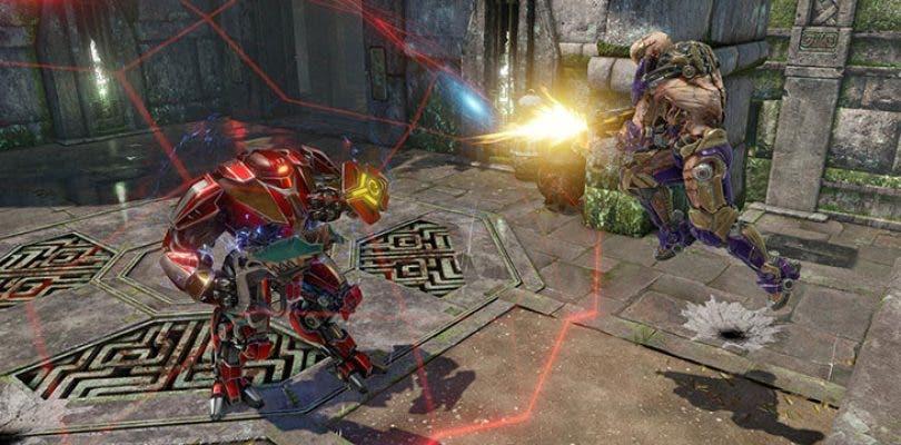 Quake Champions recibirá un nuevo Sistema Gore