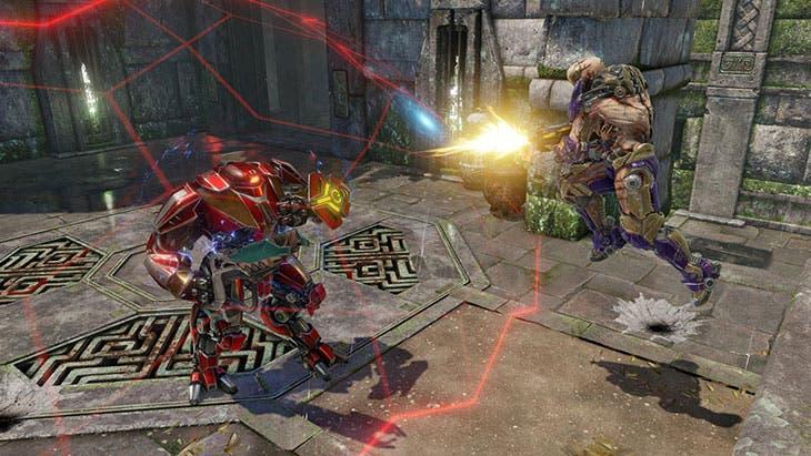 Imagen de Bethesda presenta Clutch, nuevo campeón de Quake Champions