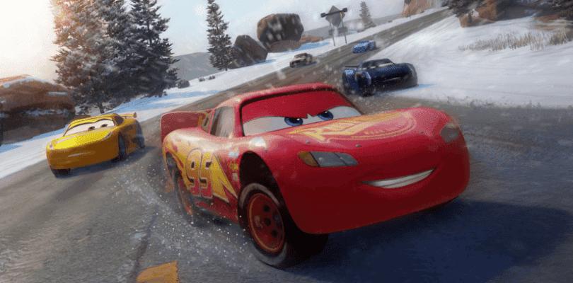 Primer tráiler de Cars 3: Hacia la Victoria