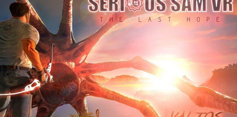 Serious Sam: The Last Hope se actualiza para incluir nuevos mapas
