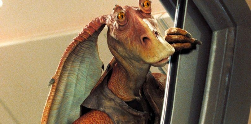 Jar Jar Binks podría ser jugable en Star Wars Battlefront II