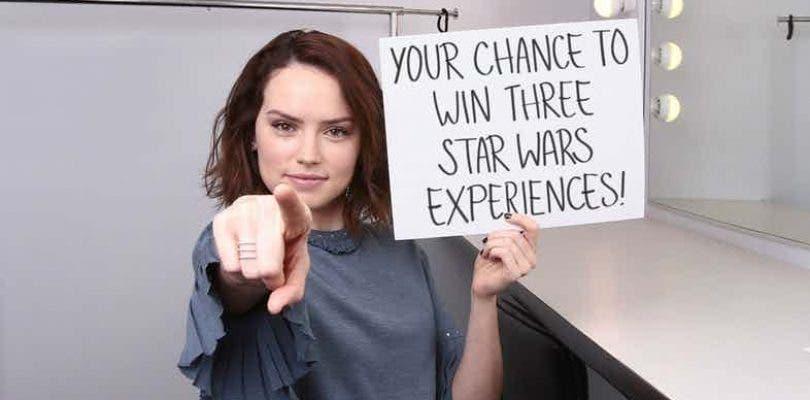 ¿Te gustaría ir a la premier de Star Wars: Los Últimos Jedi?