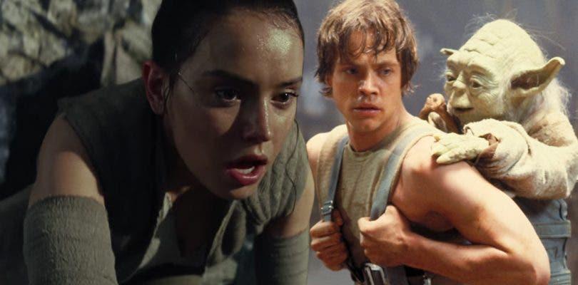 Star Wars: Los Últimos Jedi y sus parecidos con El Episodio V