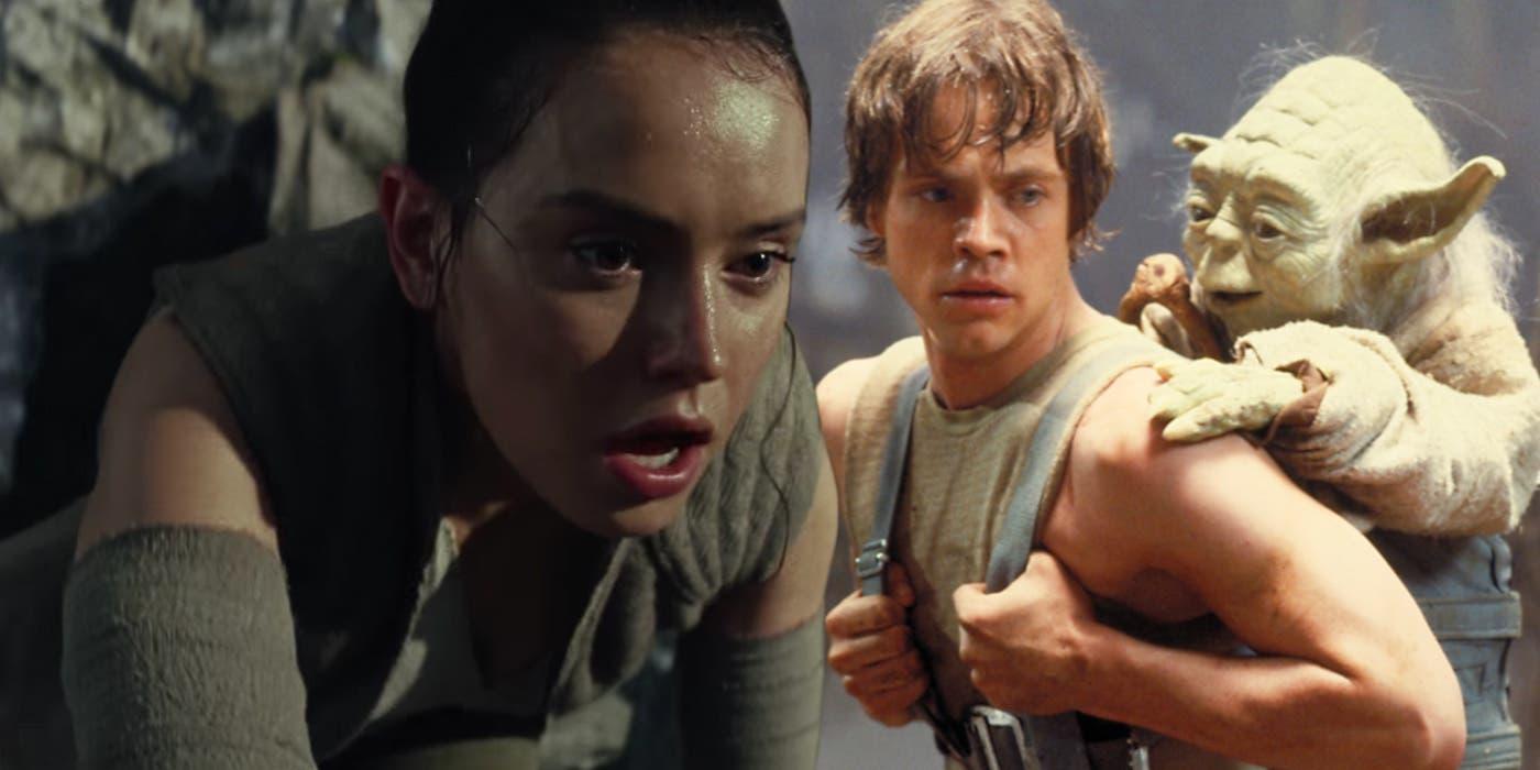 Imagen de Star Wars: Los Últimos Jedi y sus parecidos con El Episodio V