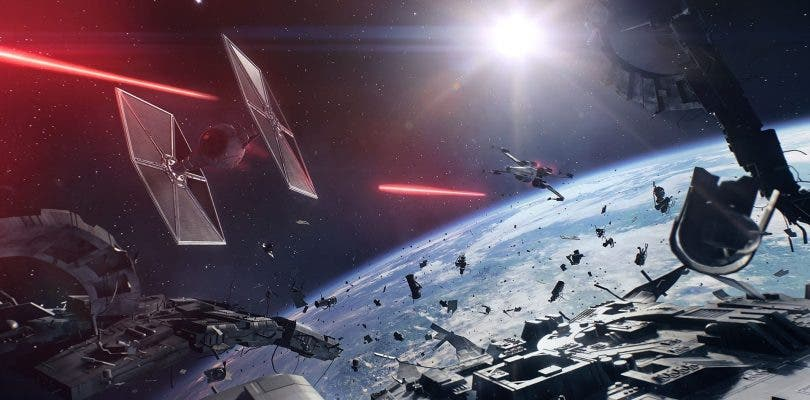 Major Nelson habla de Star Wars Battlefront II en Project Scorpio