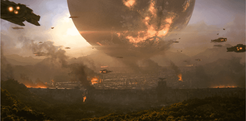 Destiny 2 podría ser el mundo abierto más grande de la historia