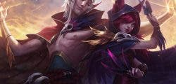 League of Legends Rakan y Xayah