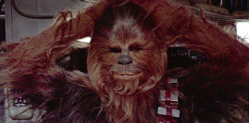 El perro de George Lucas inspiró a Chewbacca en Star Wars