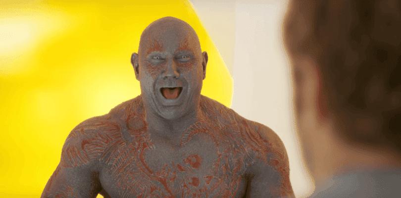 Dave Bautista no ha querido leer el guión de Avengers: Infinity War