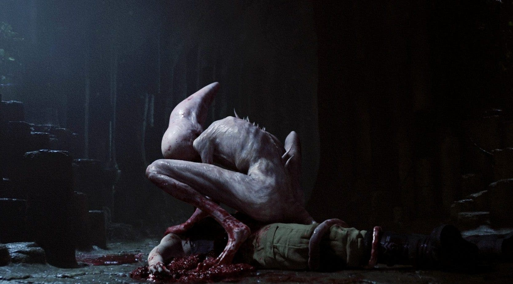 Imagen de Alien: Covenant recibe la máxima calificación por su violencia